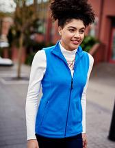 Women`s Micro Fleece Bodywarmer