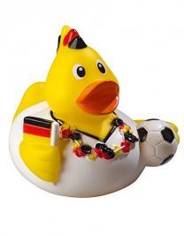 Schnabels® Quietsche-Ente Fußballfan